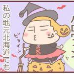 カコの思い出 『北海道のハロウィン?』